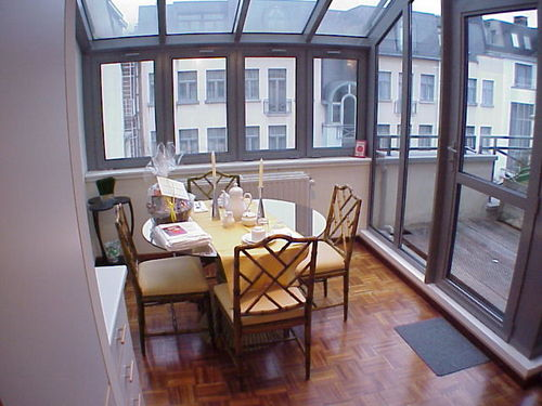 Brussels executive apartments - rue Souveraine